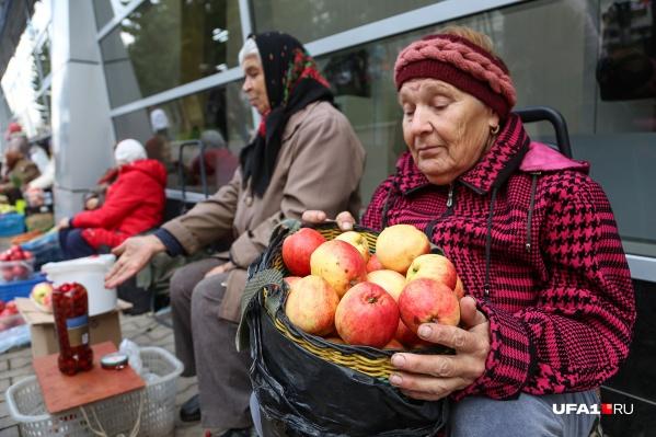 Для некоторых садоводов сумма в 7500 рублей покажется большой — все же половина пенсии