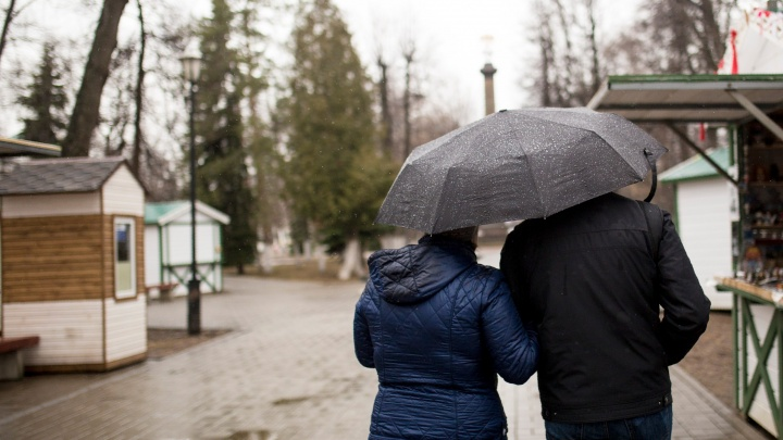 На Ярославль надвигаются дожди: синоптики сообщили подробности
