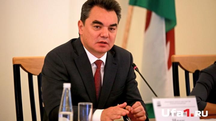 Мэра Уфы пригласили на оглашение послания Президента РФ Федеральному собранию