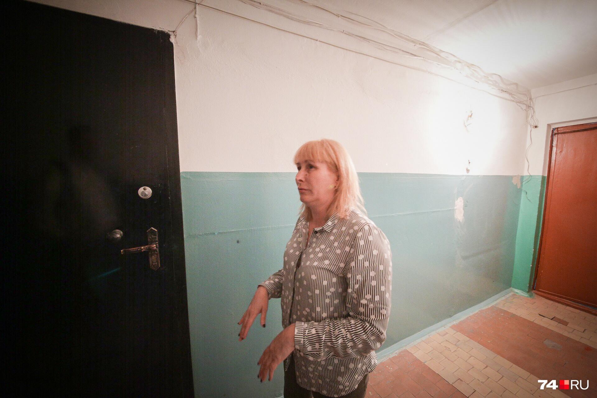 Хозяйка муниципальной квартиры рассказала, что не подгадывала с акцией к визиту Путина
