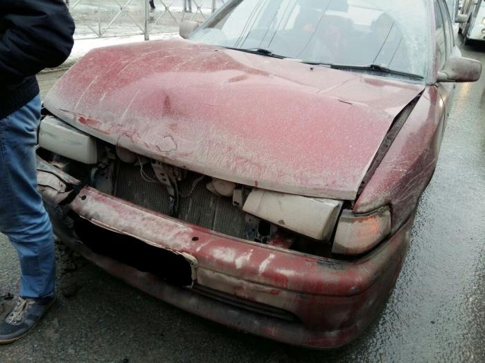 Столкновение произошло в 17:40, сообщает «Автоспас»