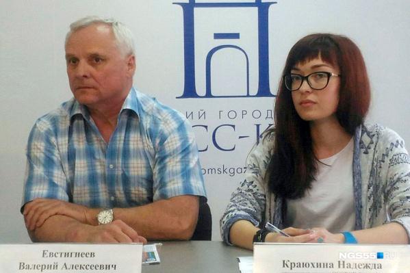 Валерий Евстигнеев заявил, что фонд«Радуга» никогда не собирает деньги на улице
