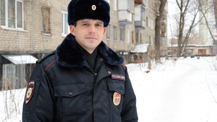 Схватил в последний момент: полицейский спас пермяка от самоубийства