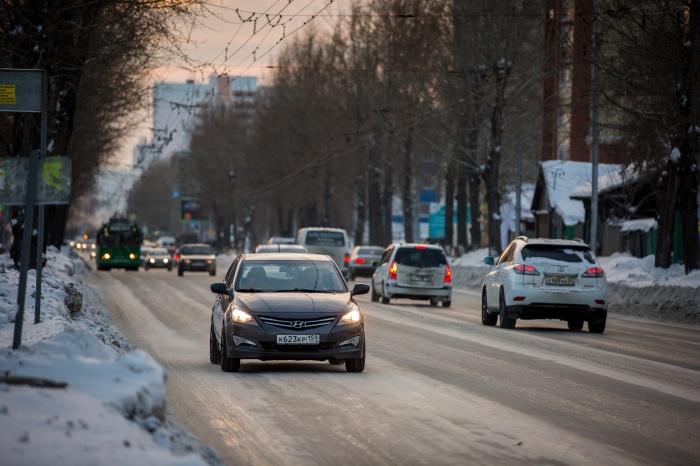 Одна из новых магистралей —по улице Лескова —запланирована ещё полвека назад