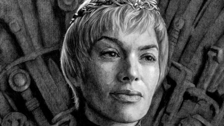 Покажи свой Instagram: омичка реалистично рисует актёров из «Игры престолов» и других знаменитостей