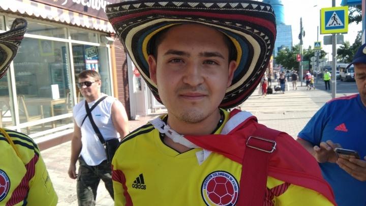 В Самару приедут 20 тысяч колумбийцев