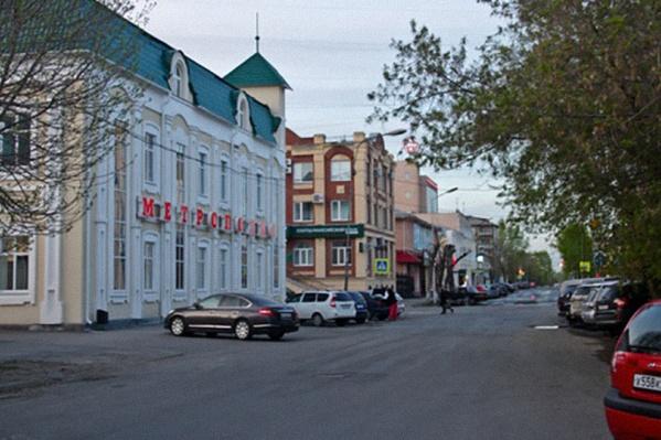 Улица Советская в Кургане богата прежде всего сохранившейся с конца XIX века архитектурой