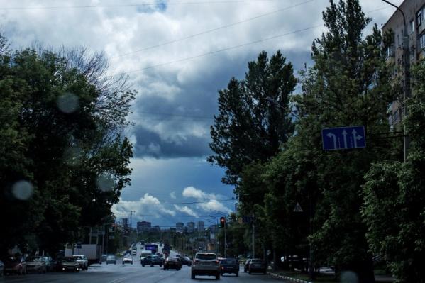 Погода испортится резко