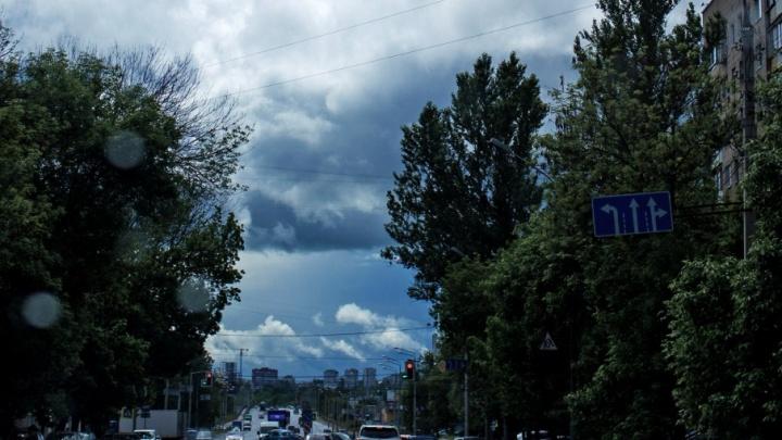 Сегодня на Ярославль обрушатся бешеный ветер и гроза