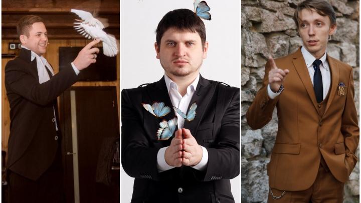 Фокусник, иллюзионист и гипнотизёр с Урала будут сражаться за миллион рублей в магическом телешоу