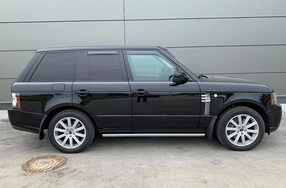 Range Rover 3-го поколения можно найти за 1,2 миллиона рублей