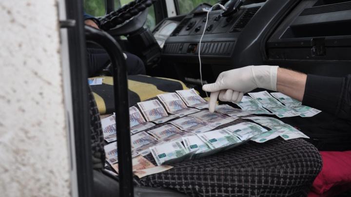 В Зауралье будут судить мужчину за дачу взятки сотруднику регионального пограничного управления ФСБ