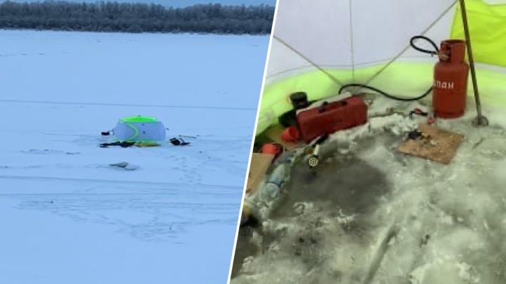 Под Тобольском два рыбака отравились газом, обогревая палатку. Один погиб