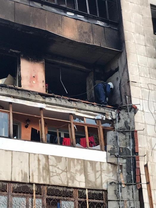 Мужчина, которого выбросило из окна после взрыва газа в Нижнем Тагиле, скончался в больнице