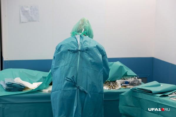 Женщину кидали из одной больницы в другую