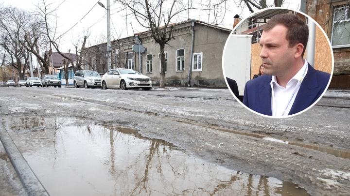 Телеведущий Евгений Попов: «Качество дорог в Ростове и в России значительно улучшилось»