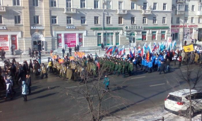 В Екатеринбурге перекрыты несколько центральных улиц