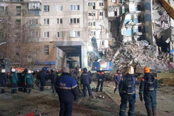 28-м спасатели отыскали четвёртого ребёнка