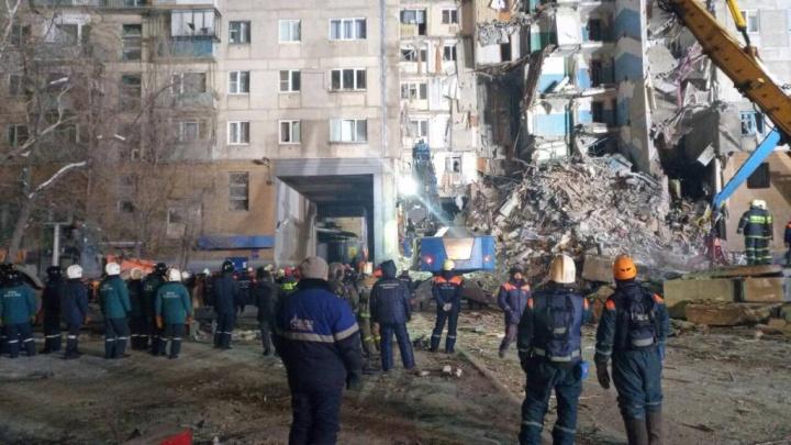 Чудовищные цифры: к 23 часам спасатели достали из-под обломков дома в Магнитогорске 28 погибших