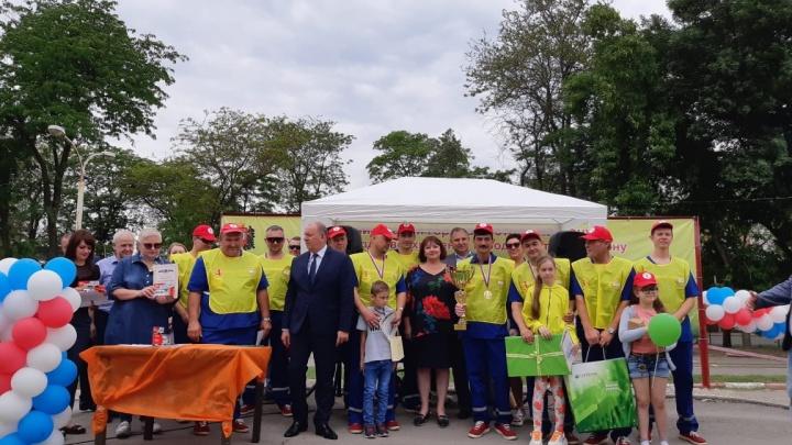 Скорость и «змейка»: в Ростове выбрали лучшего водителя скорой помощи