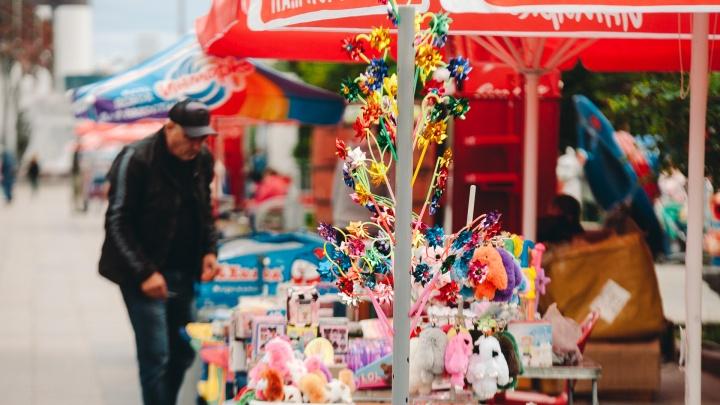 Цветной бульвар похож на какой-то турецкий рынок. Авторская колонка возмущенной декретницы