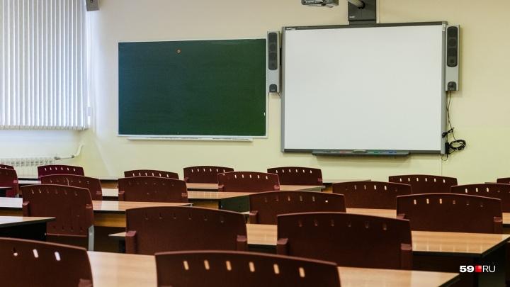 Пермская гимназия объявила о приеме в 1-е классы задним числом и зачислила только детей из воскрески