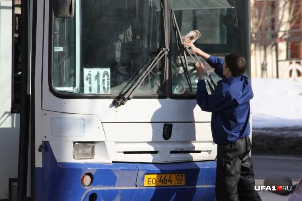 С водителями автобусов проведут дополнительные инструктажи