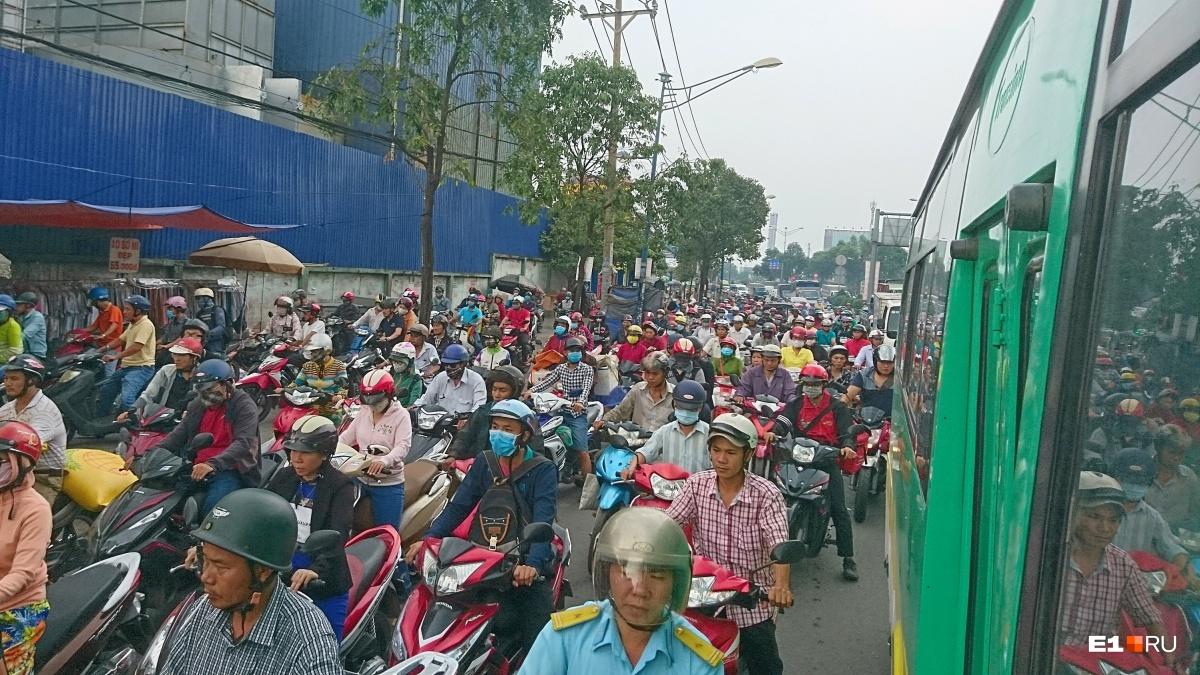 Вьетнамская пробка