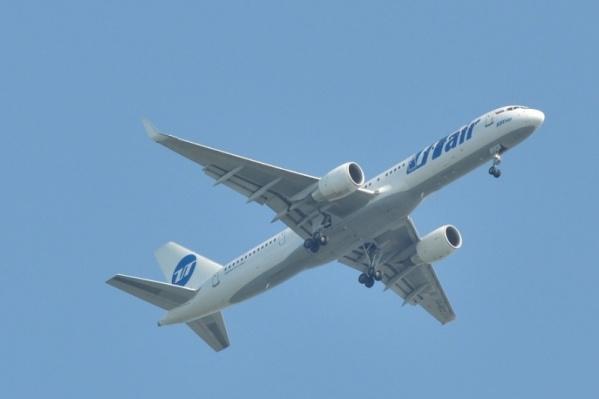 Самолет должен был приземлиться в аэропорту Красноярска в 6 часов