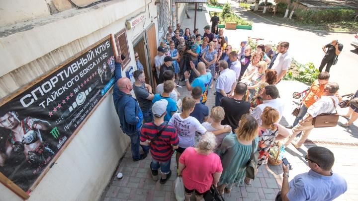 «Долг погасим через неделю»: в Ростове решается судьба спортклуба «Антей»