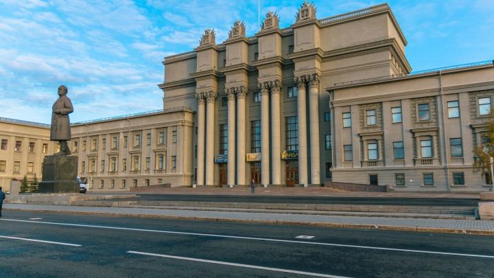 На площади Куйбышева пройдет концерт классической музыки