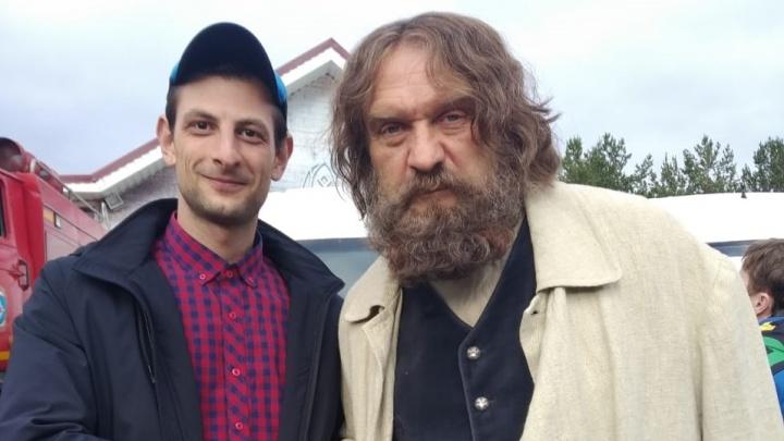 Под Екатеринбургом завершились съемки сериала о золотой лихорадке с Балуевым в главной роли