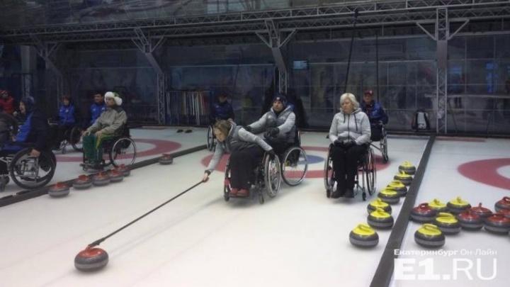 Международный паралимпийский комитет пригласил только одну свердловчанку к участию в Паралимпиаде
