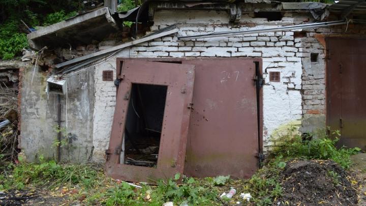 В Перми остановили снос гаражей для строительства театра. Хозяевам выплачивают деньги задним числом