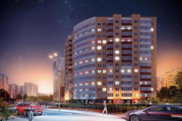 ЖК «Рощинский» на Уктусе — один из немногих в Екатеринбурге объектов, где действует социальная ипотека