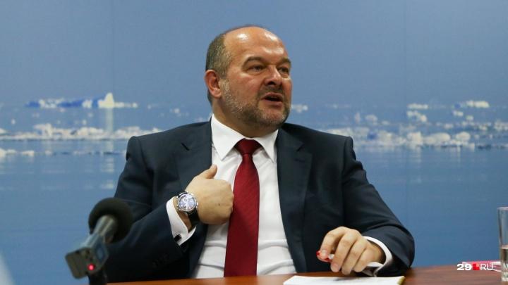 «Я не собираюсь сбегать с этого поста»: Игорь Орлов — о слухах об отставке и участии в выборах-2020