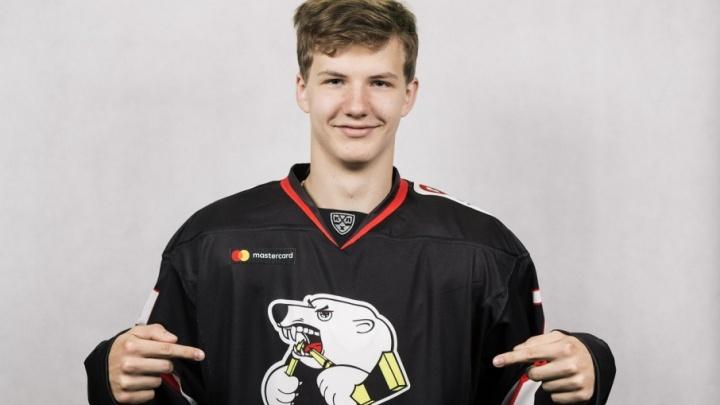 Выше Кузнецова: воспитаннику челябинского «Трактора» отвели 12 строку драфта НХЛ