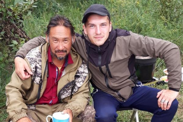 Один из последователей намерен собрать группу для новой акции, на которую Крюкова вдохновил шаман