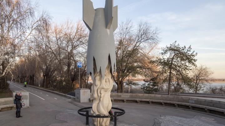 Бумажные голуби и тишина: волгоградцы вспомнят жертв бомбардировки Сталинграда