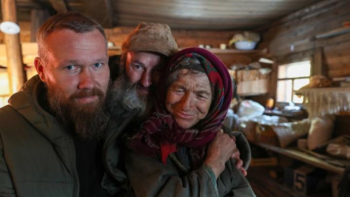 Житель Прикамья оказался родственником отшельницы Агафьи Лыковой, живущей в глухой тайге