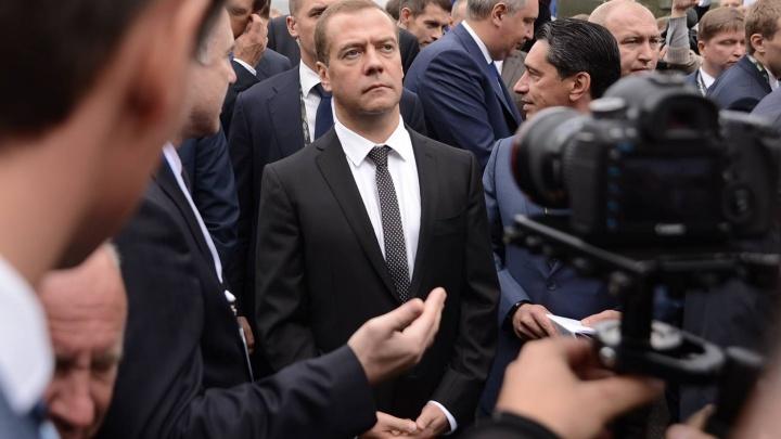 Дмитрий Медведев рассказал, видит ли он себя президентом России ещё раз