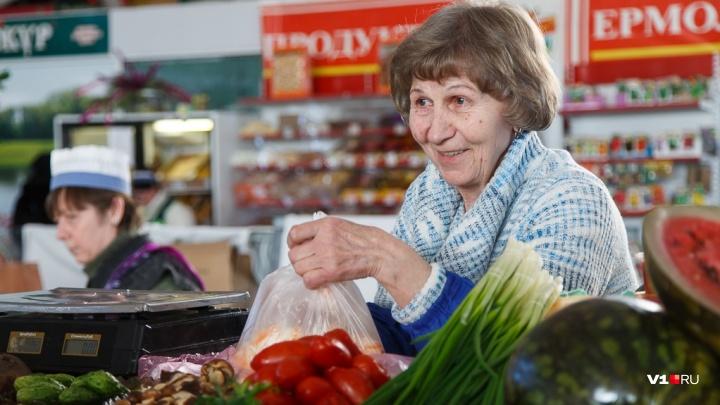 Ощутимее на продуктовых полках: в Волгограде и по ЮФО в апреле ускорилась инфляция
