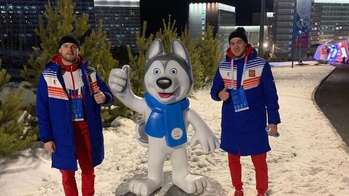Кормят вкусно, но везде полиция: новосибирские спортсмены приехали на Универсиаду