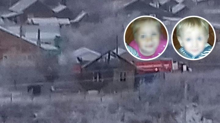 Мать, по вине которой в башкирском поселке Кандры сгорели трое малышей, будут судить