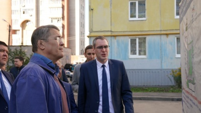 Радий Хабиров — об избрании главой Башкирии: «Выборы — можно о них не вспоминать, может — никогда»