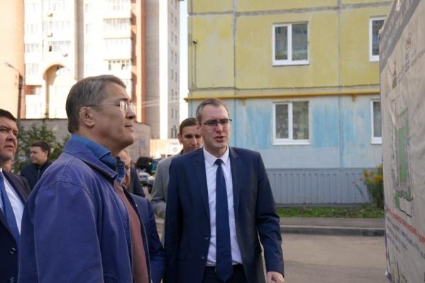 Руководитель республики пообещал прийти в каждый двор