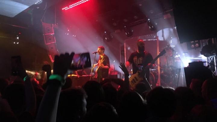 «Говорят, у вас это любят»: на концерте Noize MC спел про Ярославль