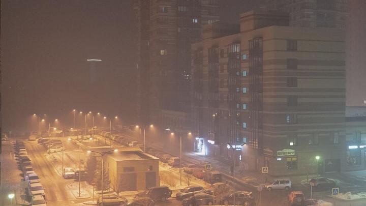 Красноярск вышел на первое место по загрязнению в международном рейтинге