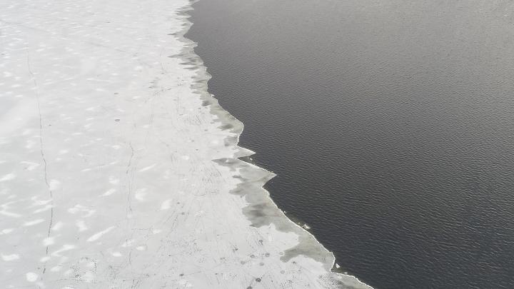 «Снегоход был рядом»: в Волгоградской области нашли без вести пропавшего рыбака