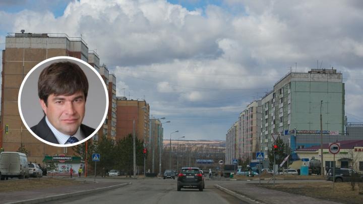 Мэр Сосновоборска ушел в отставку